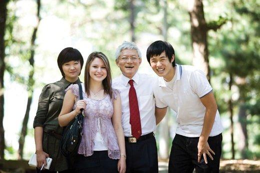 иностранец в китае