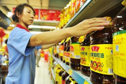 подсолнечное масло китай