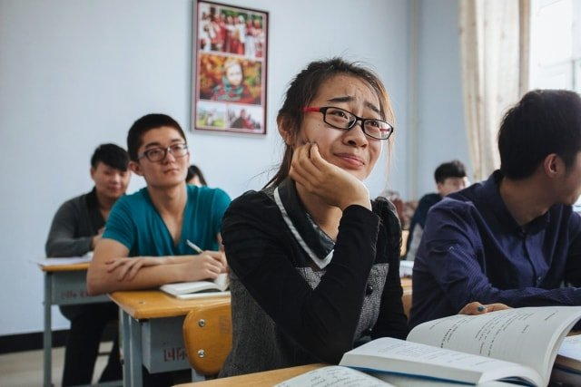Жизнь студента в Китае