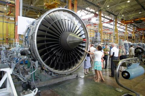 украинские двигатели для самолетов