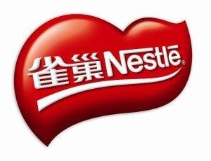 nestle в китае