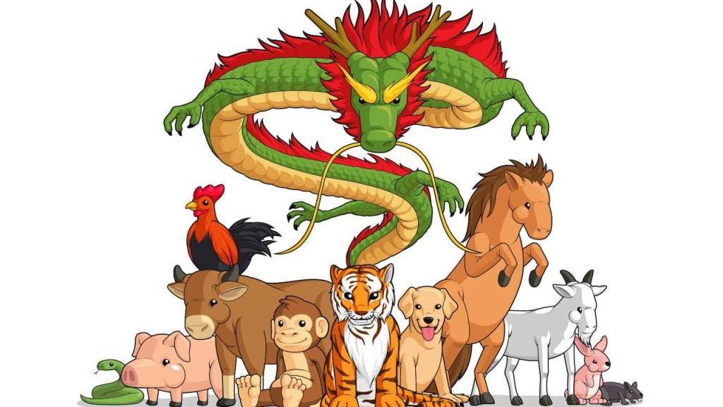 символ китайского нового года