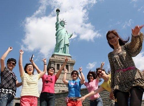 китайцы в нью йорке