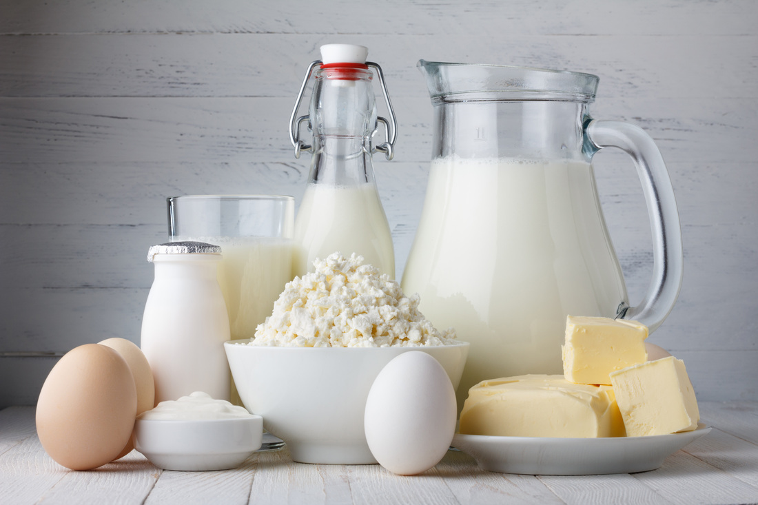 молочная продукция в китае