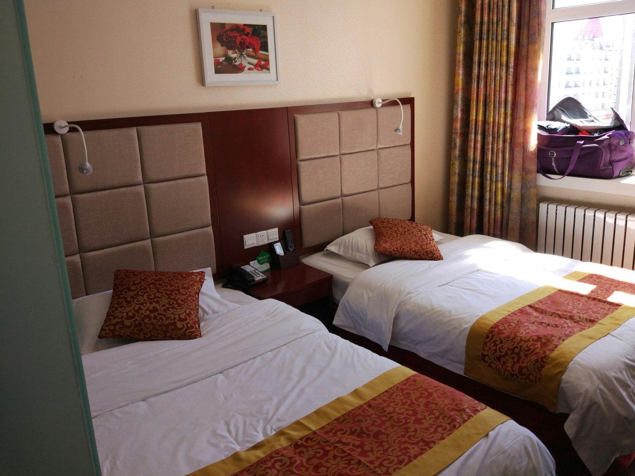 отель в маньчжурии