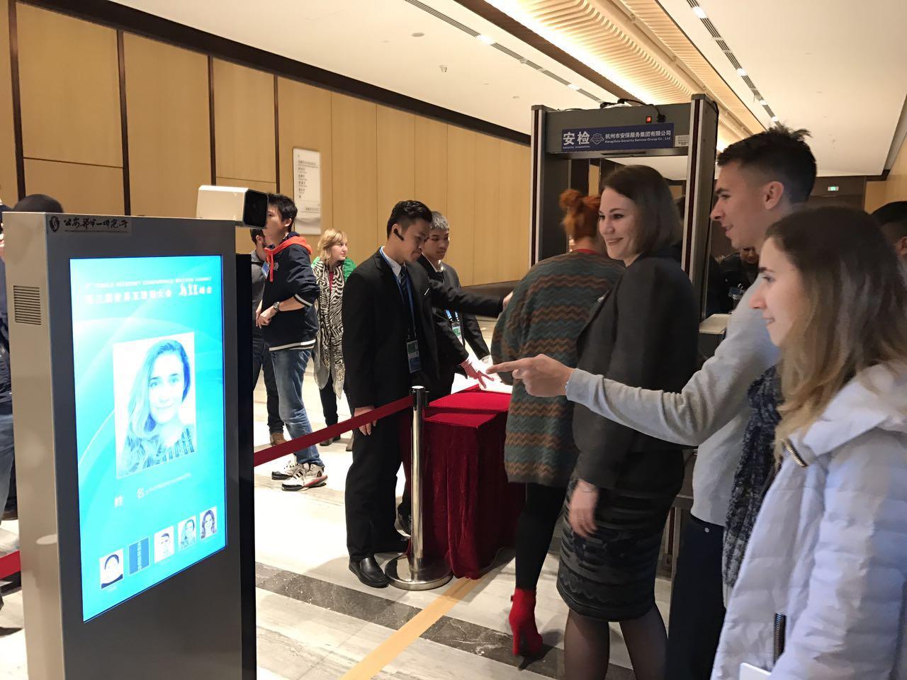 распознавание лиц в китае