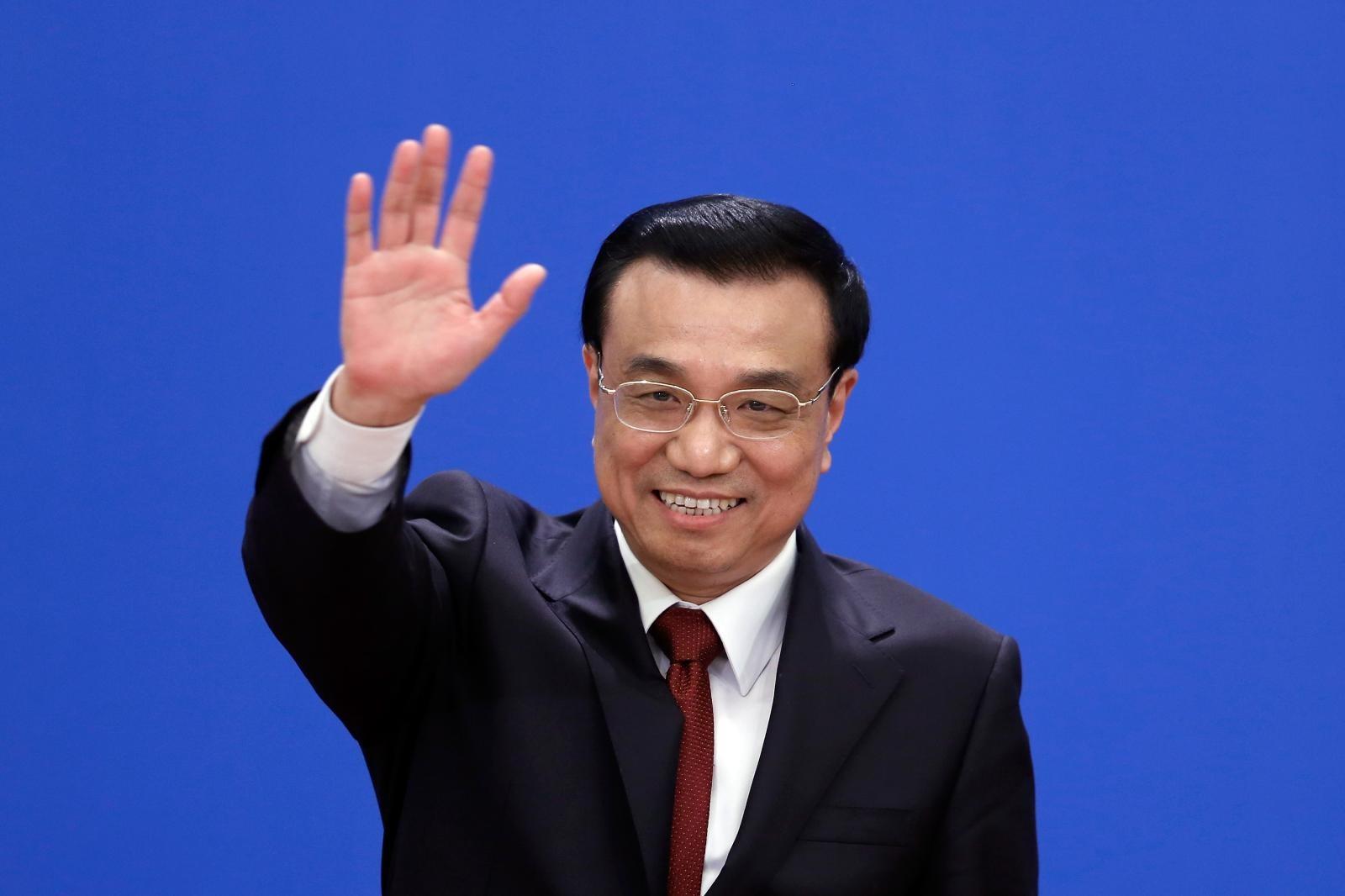 премьер министр китая