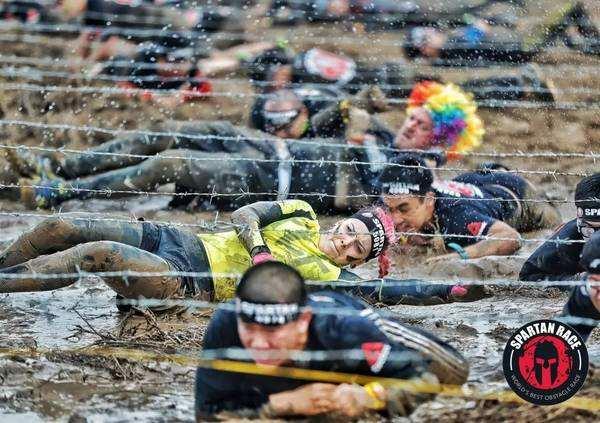 spartan race shanghai