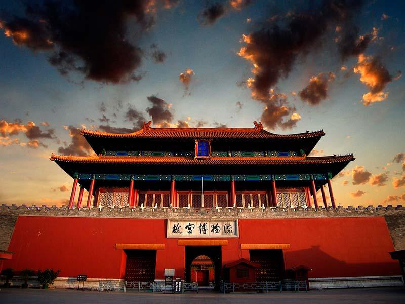 дворец гугун в пекине