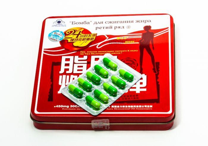 бомба китайское лекарство