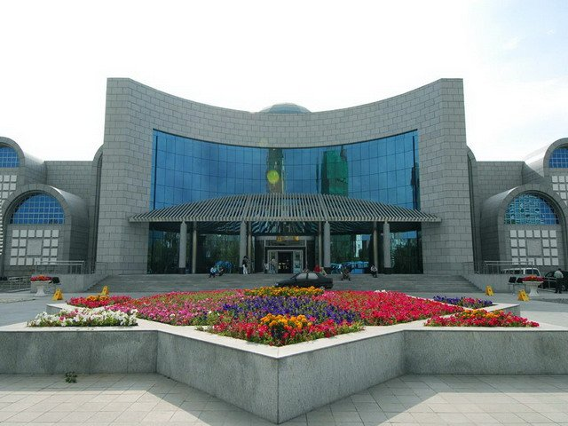 музей синьцзян