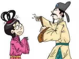 развод в древнем китае