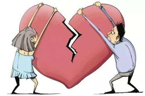 развод в Китае
