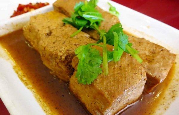 тофу в китае