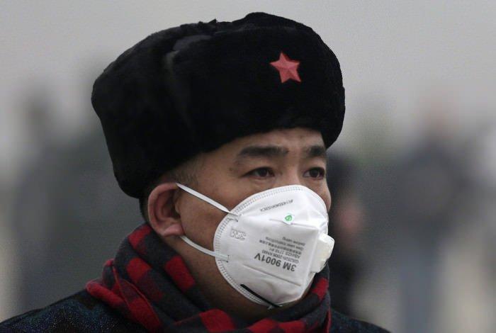 маска от смога