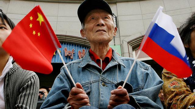 китаец россия