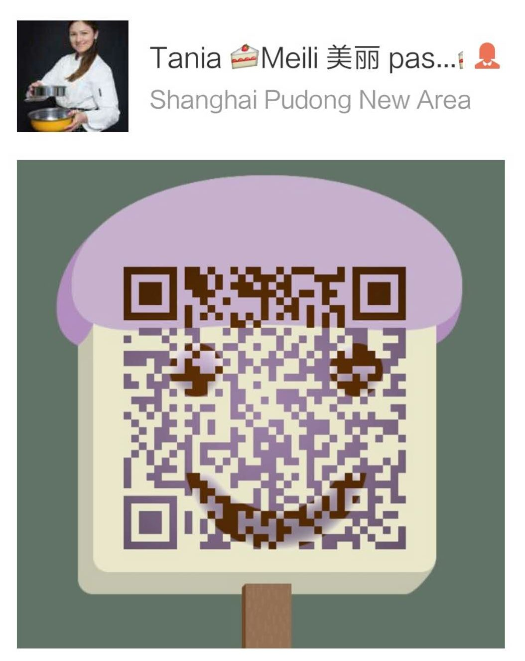 tania meili pastry wechat