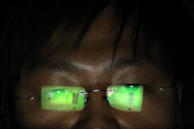 китайский хакер