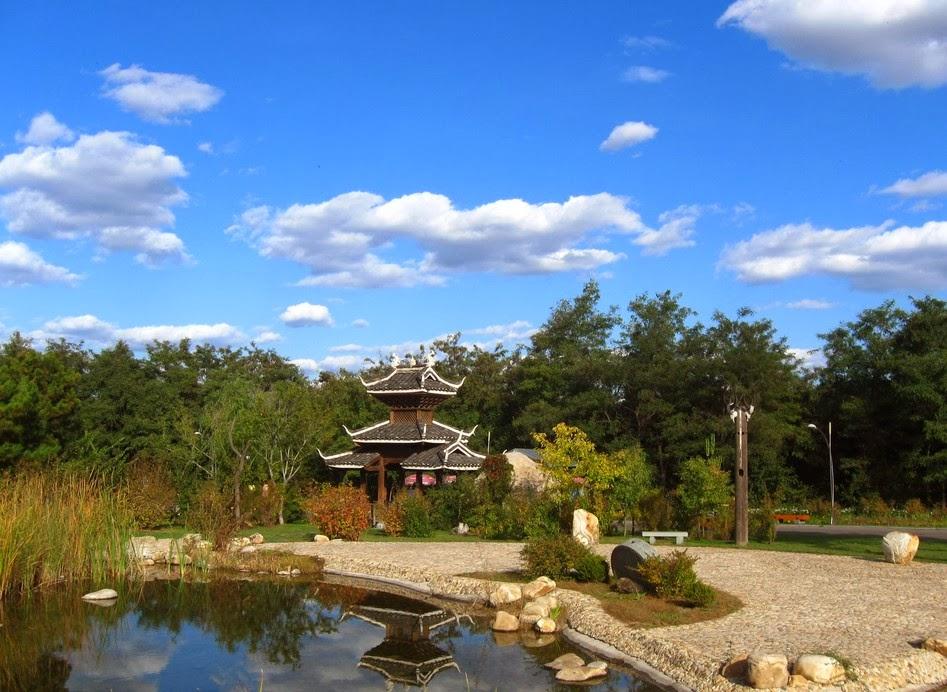 шэньян ботанический сад