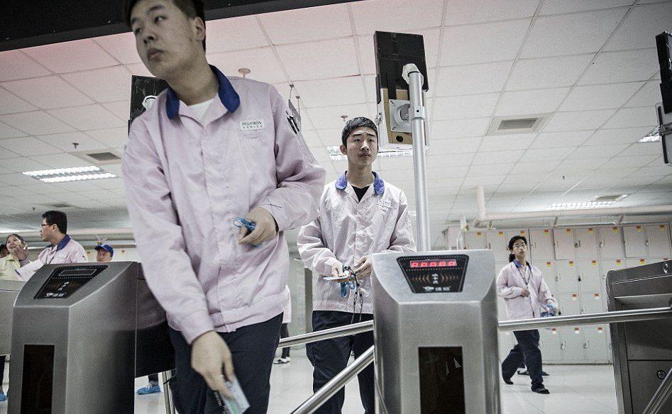 айфоны в китае